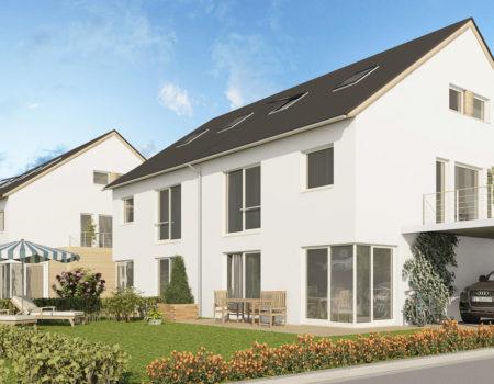 Doppelhaus | Rutesheim